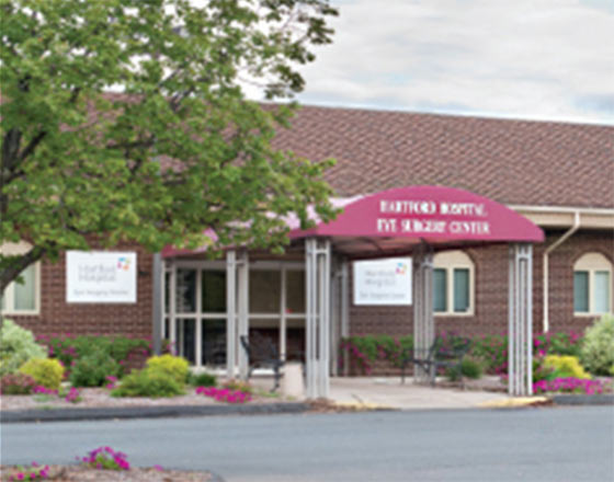 Hartford Hospital Eye Surgery Center